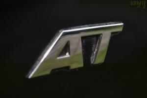 APV Automatic emblem